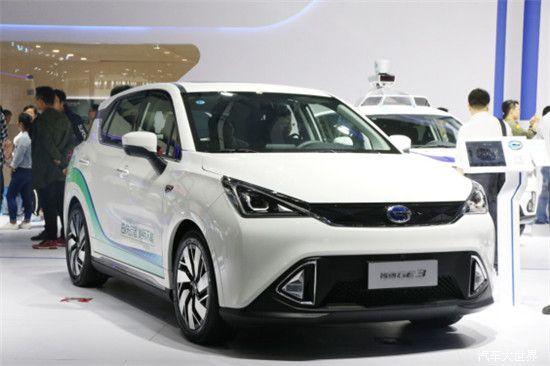 拍牌行情大涨 广汽新能源GS4 PHEV成明星车型